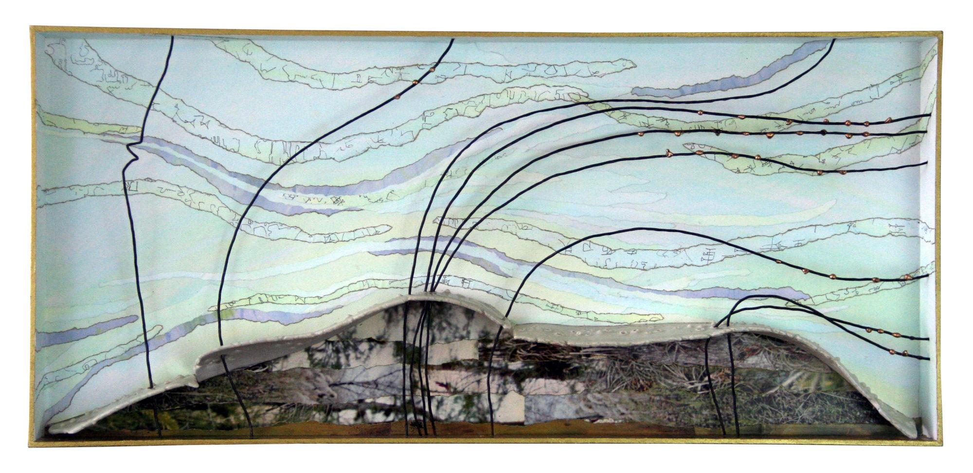 Drifting Through Winter by Ashby Carlisle