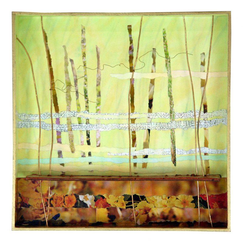 Yellow Whisperings by Ashby Carlisle
